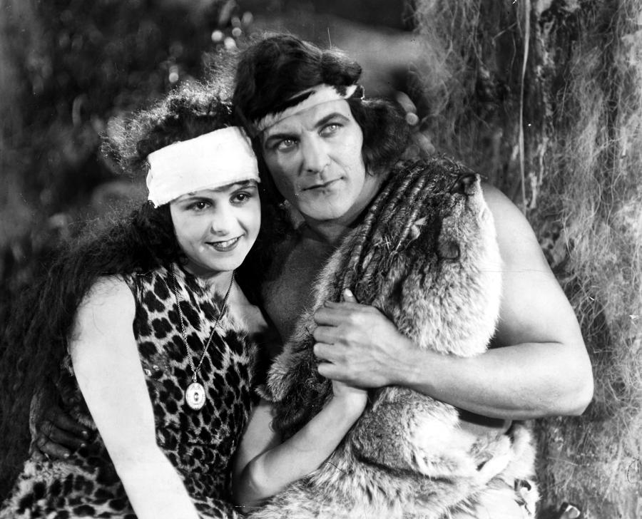 1918 Photograph - Tarzan, 1918 by Granger