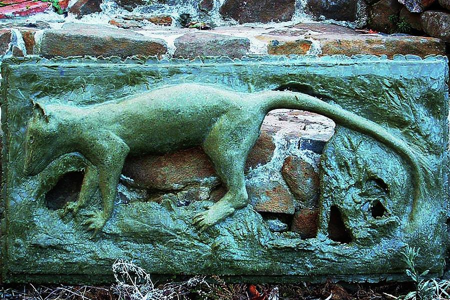 Stubbies Sculpture - Tasmanian Quall by Sarah King