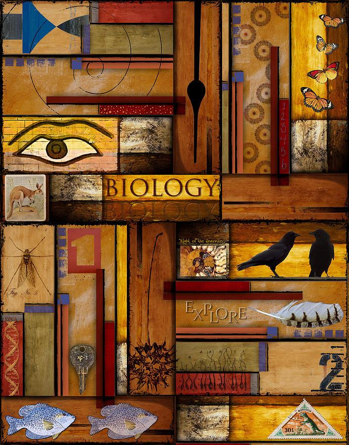Science Photograph - Teacher - Biology by Carol Leigh