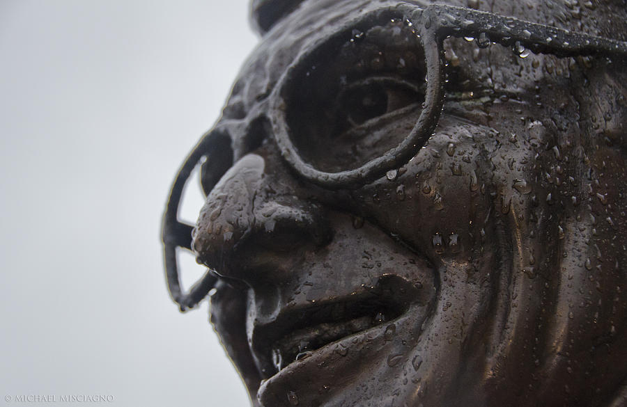 Paterno Photograph - Tears Of Paterno by Michael Misciagno