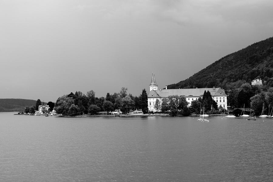 Lake Photograph - Tegernsee by Ralf Kaiser