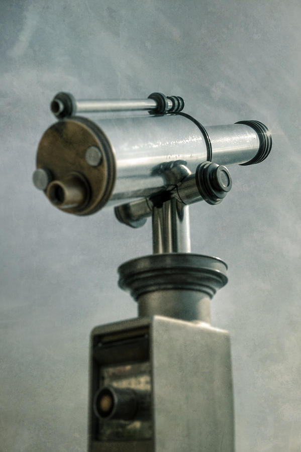 Telescope Photograph - Telescope by Joana Kruse