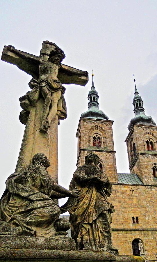 Tepla Monastery - Czech Republic by Juergen Weiss