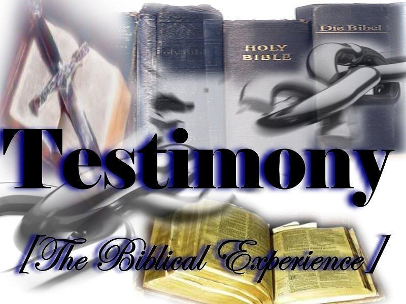 Testimony Mixed Media - Testimony by AKIMALYAH Publishing
