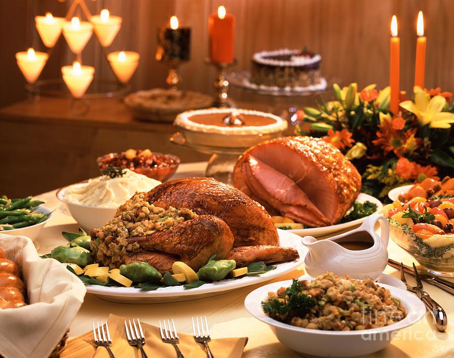Thanksgiving Dinner Tour