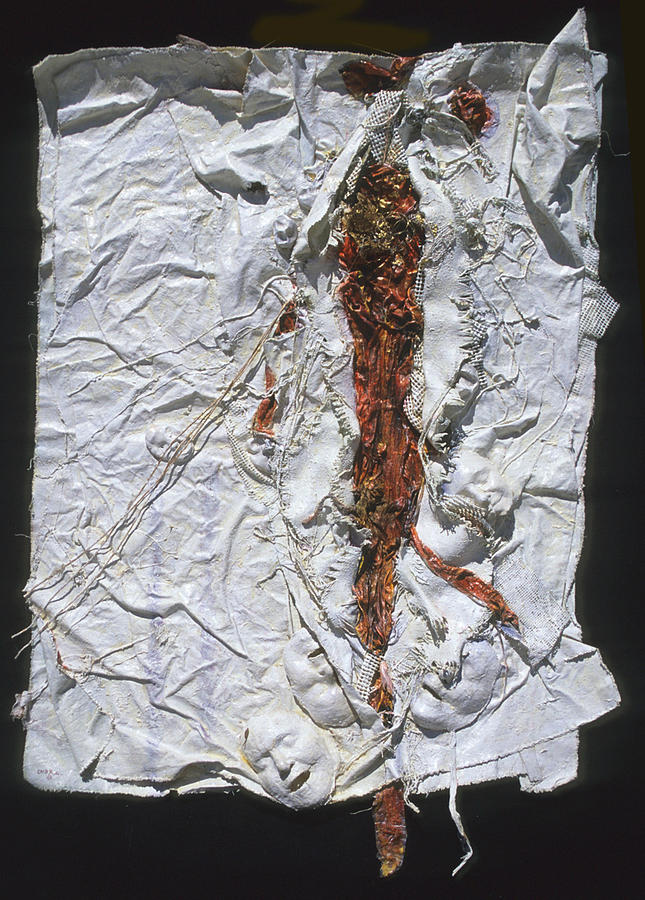 September 11 Attacks Mixed Media - That Day In September  by Catherine Foster