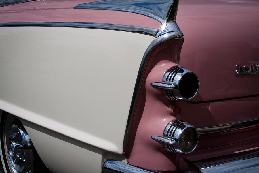 1955 Photograph - The 1955 Dodge Royal Lancer Sedan by David Patterson