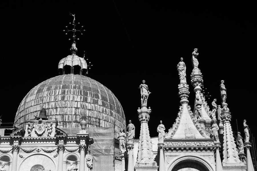 Cathedral Photograph - The Art Of Venice by Justin and Ambyr Henderson