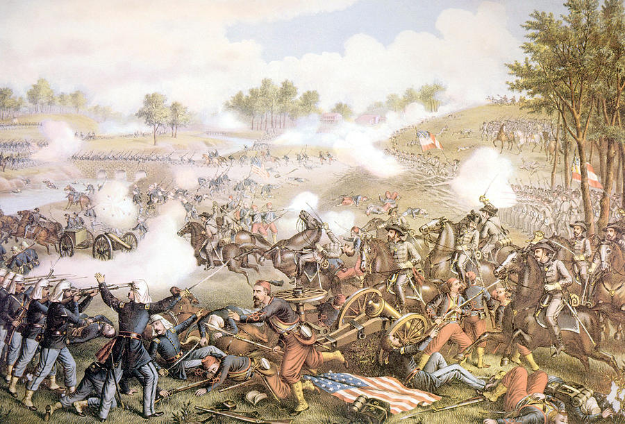 the events during the first battle of bull run in america Civil war reenactment in virginia canceled amid worries over violence  first battle of bull run  battle, several people were worried the event.