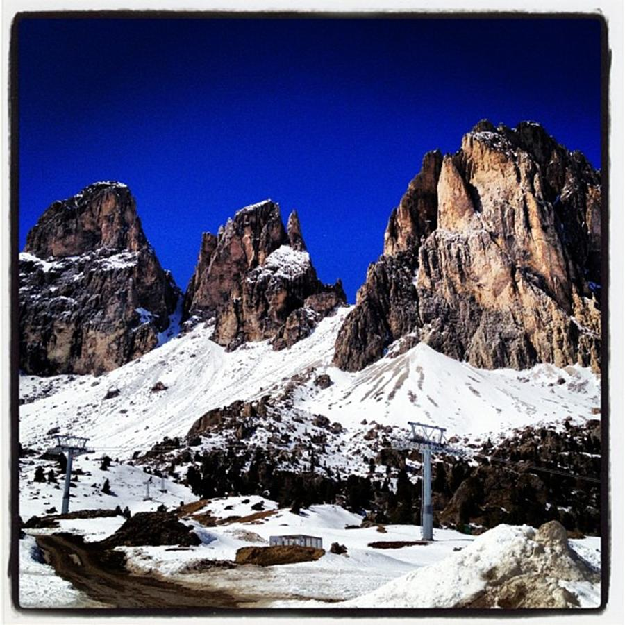 Dolomites Photograph - The Beauty Of The Dolomites by Luisa Azzolini