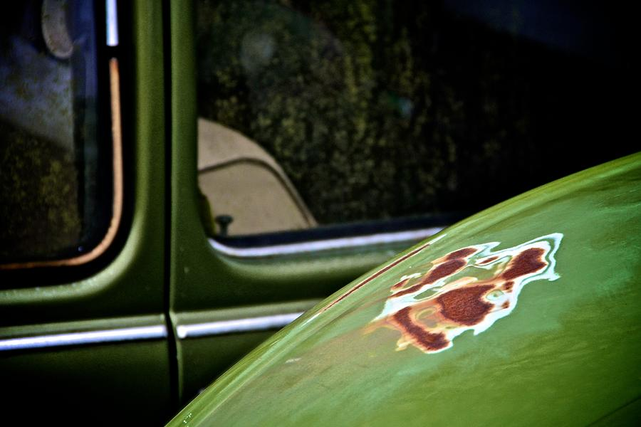 Vw Photograph - The Beetles by Odd Jeppesen