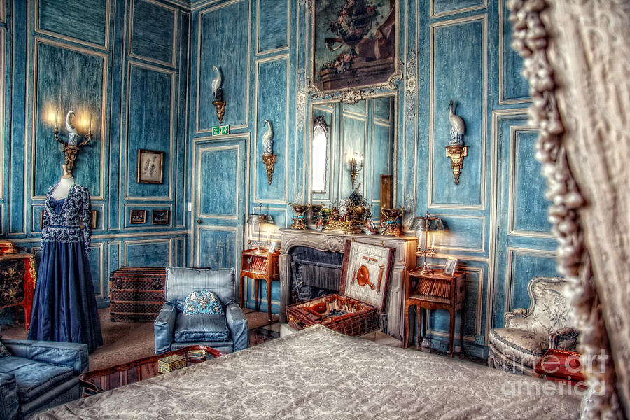 The Blue Room Photograph By Lee Anne Rafferty Evans