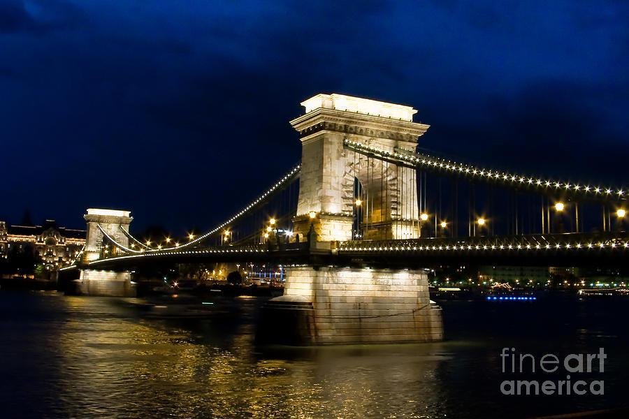 Bridge Photograph - The Bridge Across by Syed Aqueel