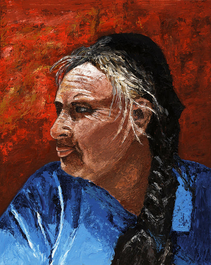 The Cabo Woman by Vic Ritchey