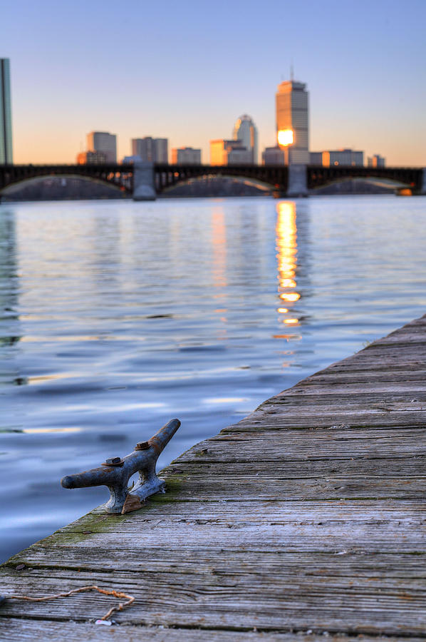 The Charles Photograph - The Charles  by JC Findley