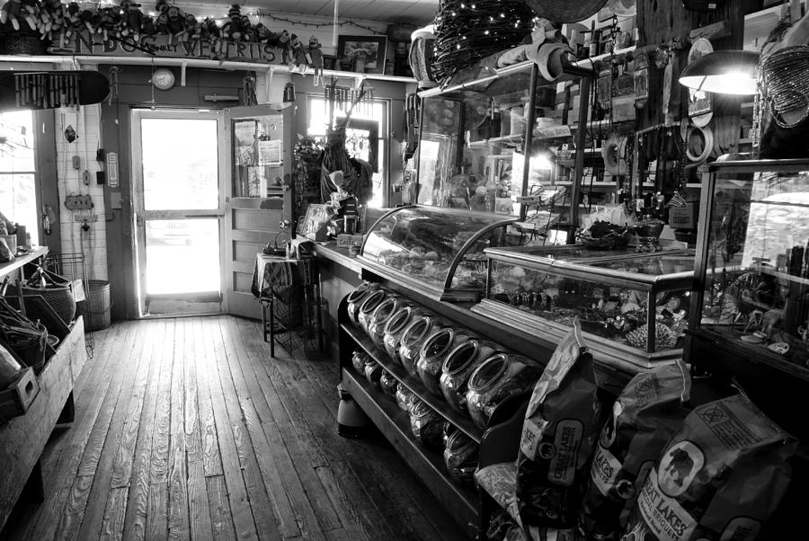 Country Photograph - The Country Store by Jeanne Sheridan