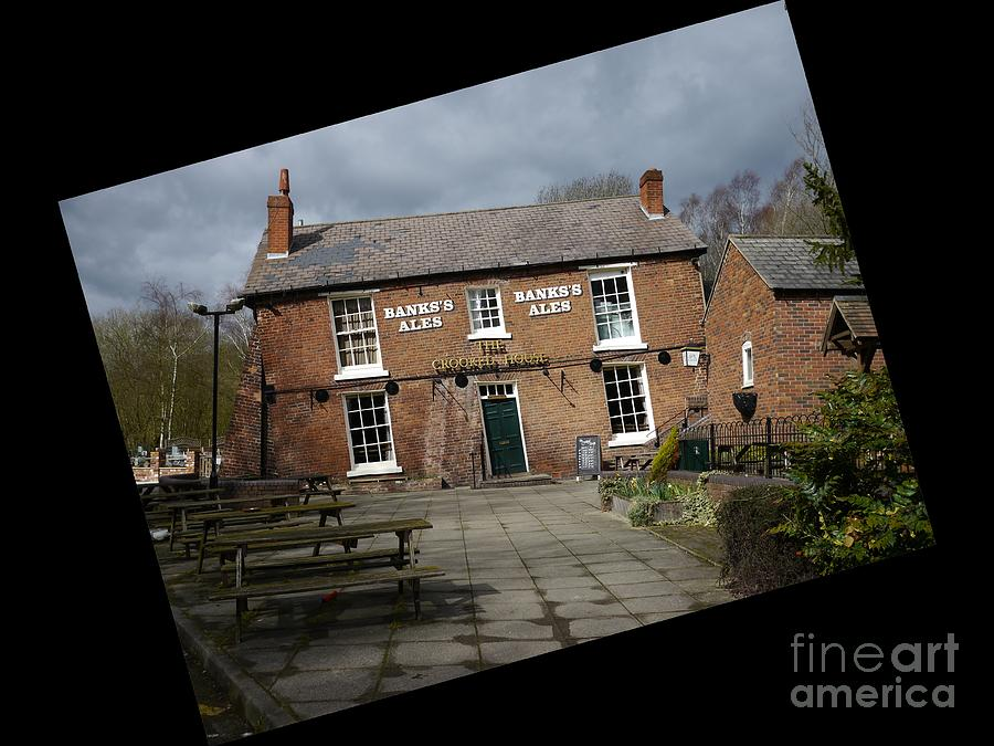 The Crooked House 3 Photograph