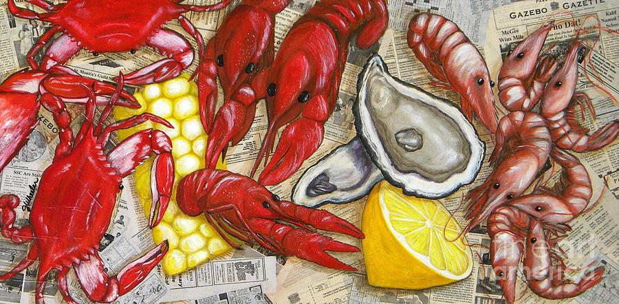 FREE Louisiana Seafood T-Shirt