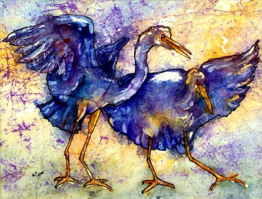 The Dance by Gloria Avner