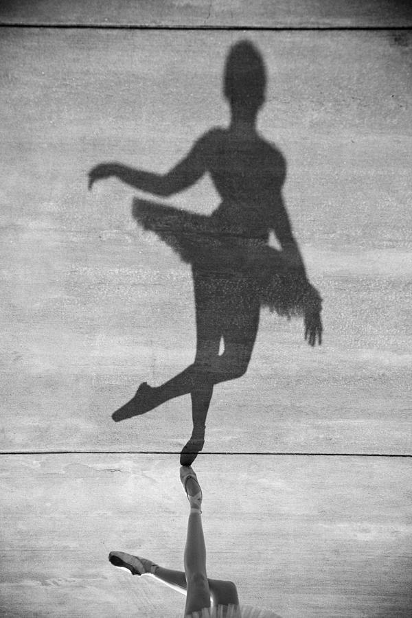Dance Photograph - The Dancer by Steven Gray