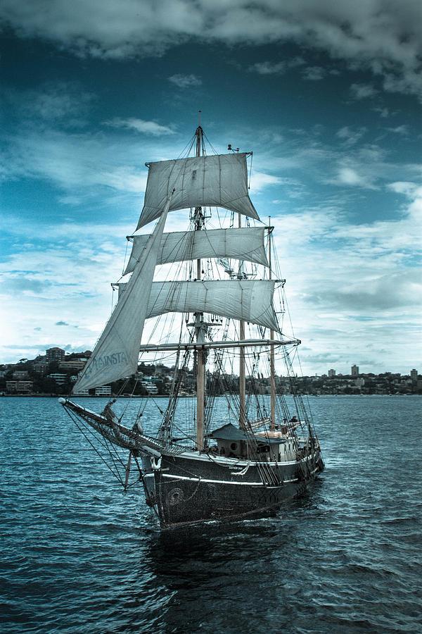 Seaman Photographs Photograph - The Days Of Glory II by Zarija Pavikevik