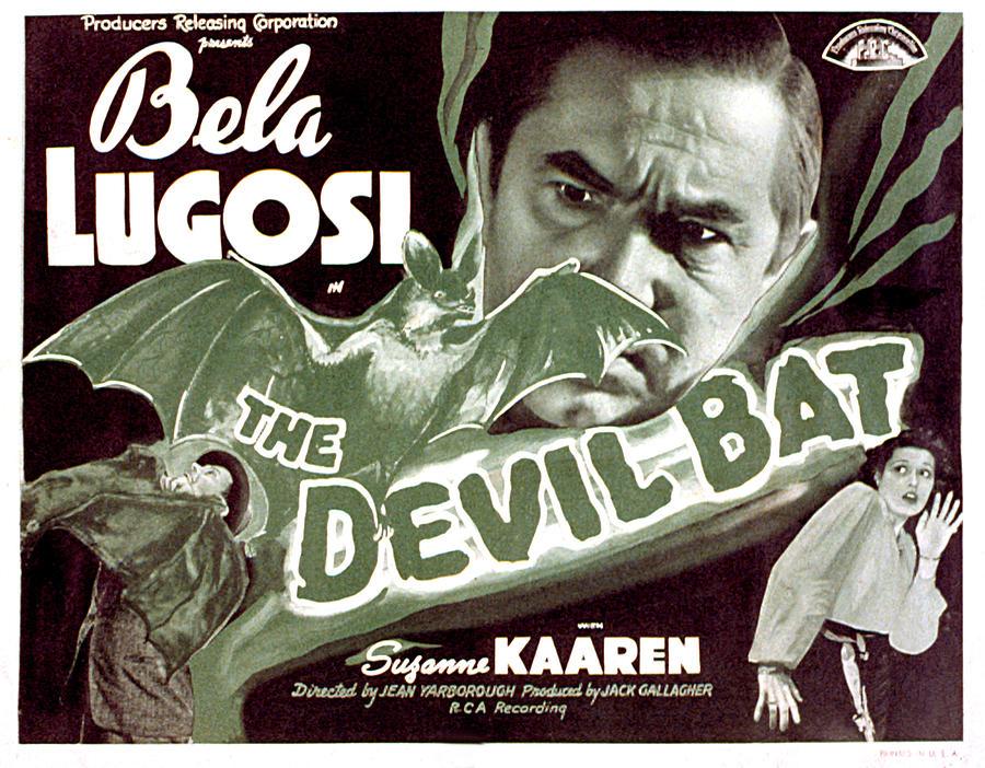 Image result for the devil bat images