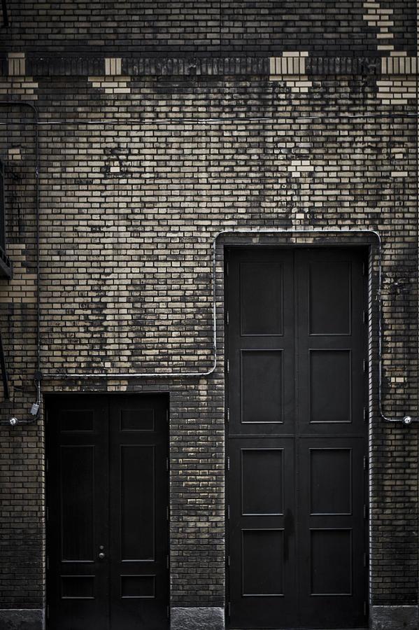 Doors Photograph - The Doors by Milan Kalkan
