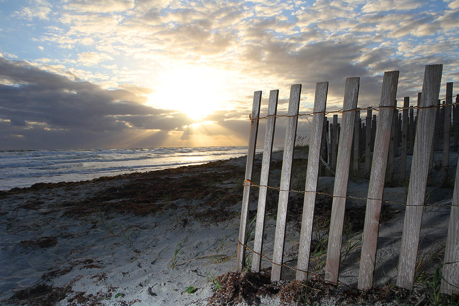 Sand Dunes Photograph - The Dunes by Jose Rodriguez