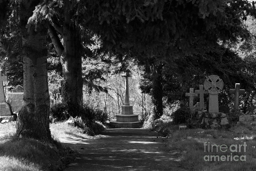 Landscape Photograph - The End by Brian Roscorla