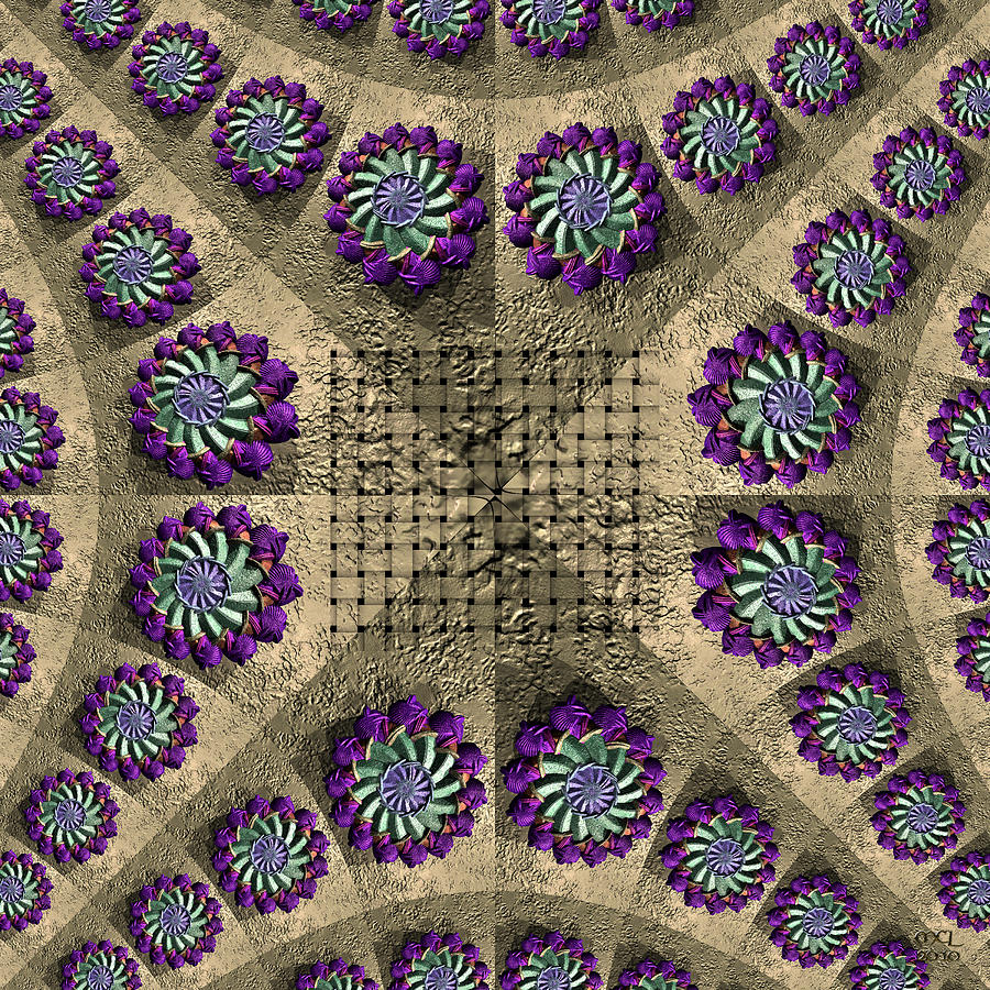The fabric of reality ii digital art by manny lorenzo for The fabric of reality