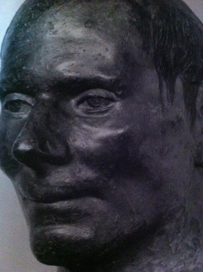 The Face Photograph by Paul Washington