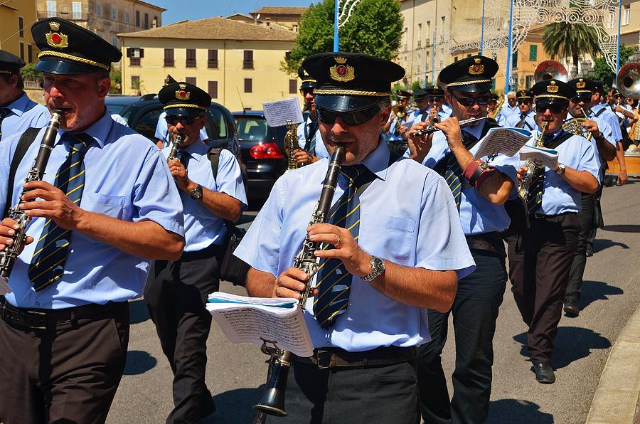 Music Photograph - The Fanfare by Dany Lison