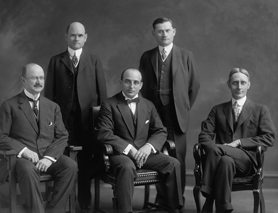 History Photograph - The Federal Trade Commission Ftc by Everett