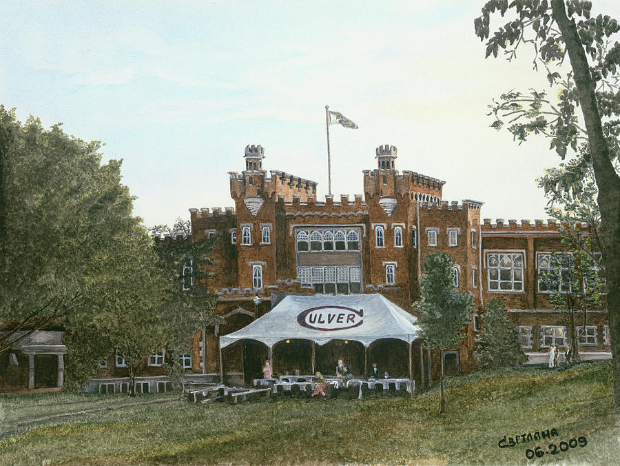 The Final Ball at Culver by Svetlana  Jenkins