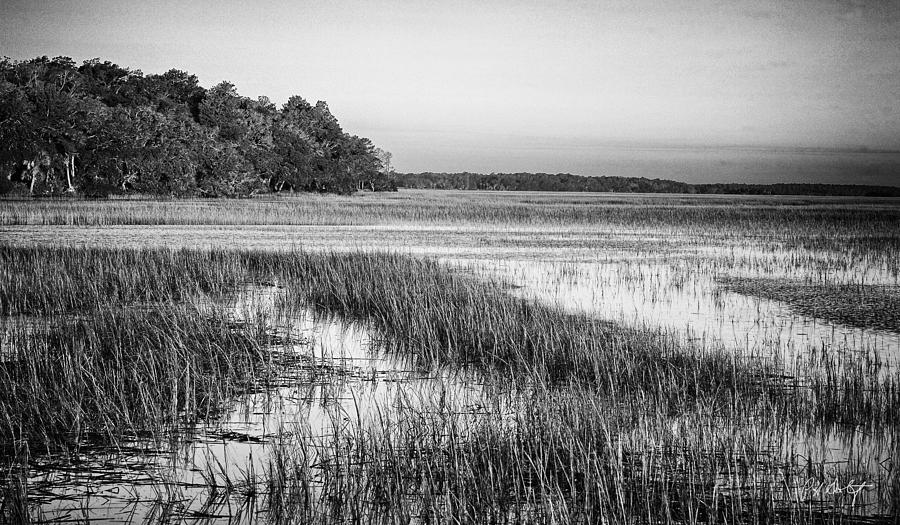 Beaufort County Photograph - The Flats by Phill Doherty