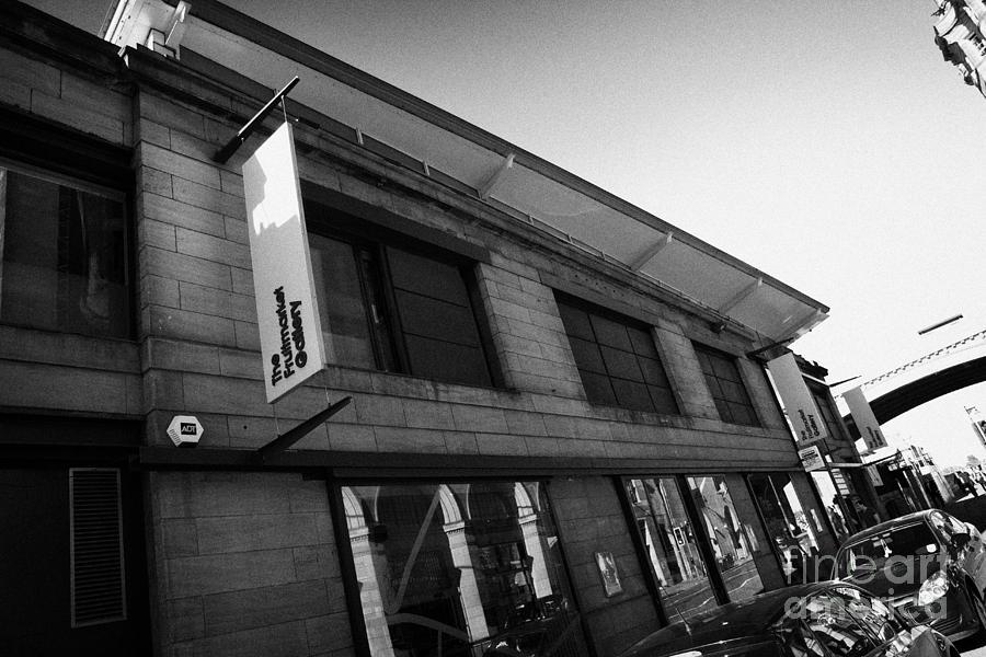 The Photograph - The Fruitmarket Gallery Edinburgh Scotland Uk United Kingdom by Joe Fox