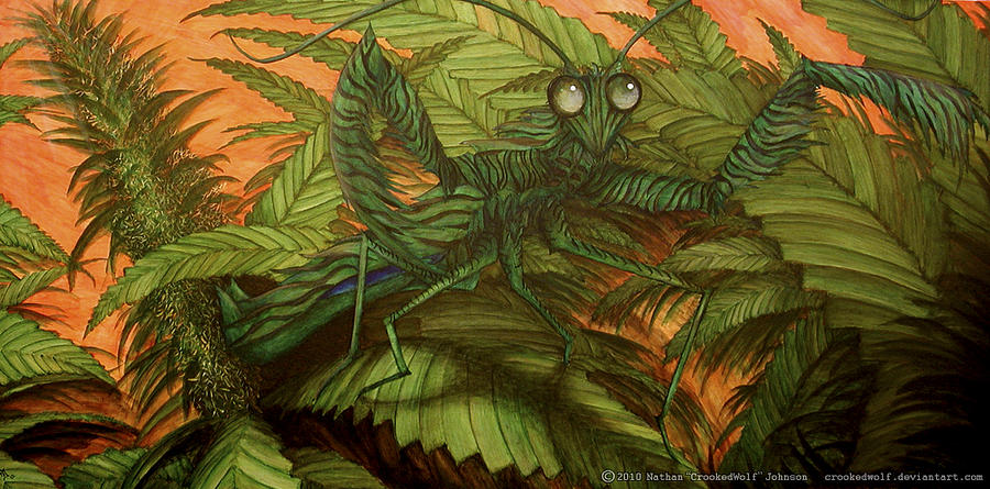 The Gardeners Best Friend Guardian Of The Jungle Mixed Media by Nathan Johnson