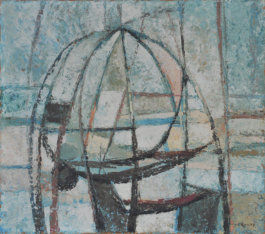 Image result for glass cage painting