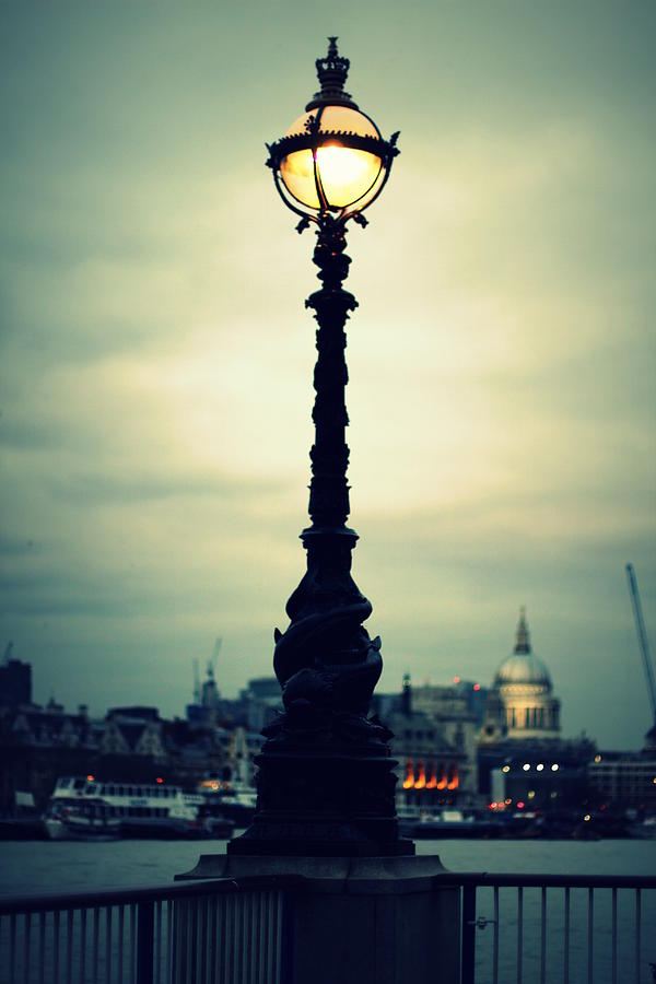 St Pauls Photograph - The Golden Globe by Jacqui Collett