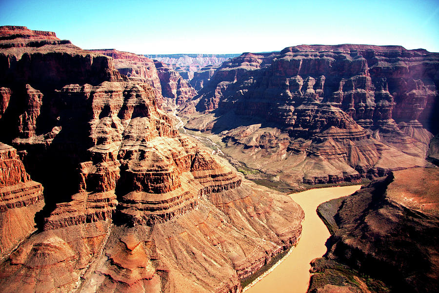 Horizontal Photograph - The Grand Canyon by Photographed by Victoria Phipps ©