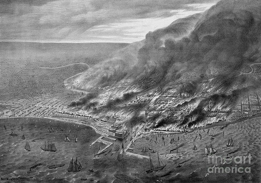 great chicago fire The chicago fire of 1871, also called the great chicago fire, burned from october 8 to october 10, 1871, and destroyed thousands of buildings, killed an estimated 300 people and caused an estimated.