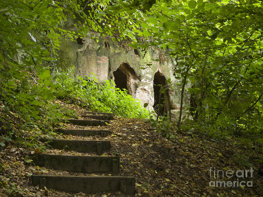Hermitage Photograph - The Hermitage by Steev Stamford