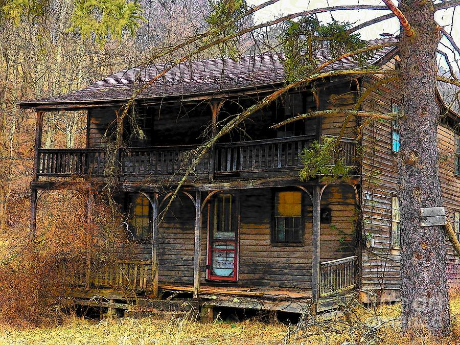 West Virginia Photograph - The Homestead by Joyce Kimble Smith