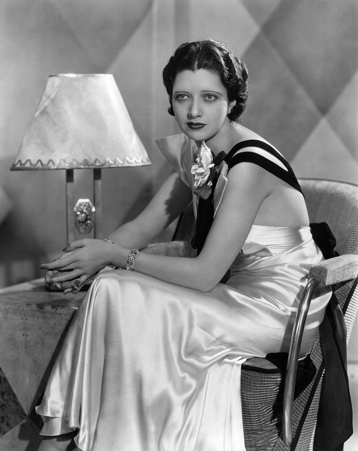 1930s Fashion Photograph - The House On 56th Street, Kay Francis by Everett