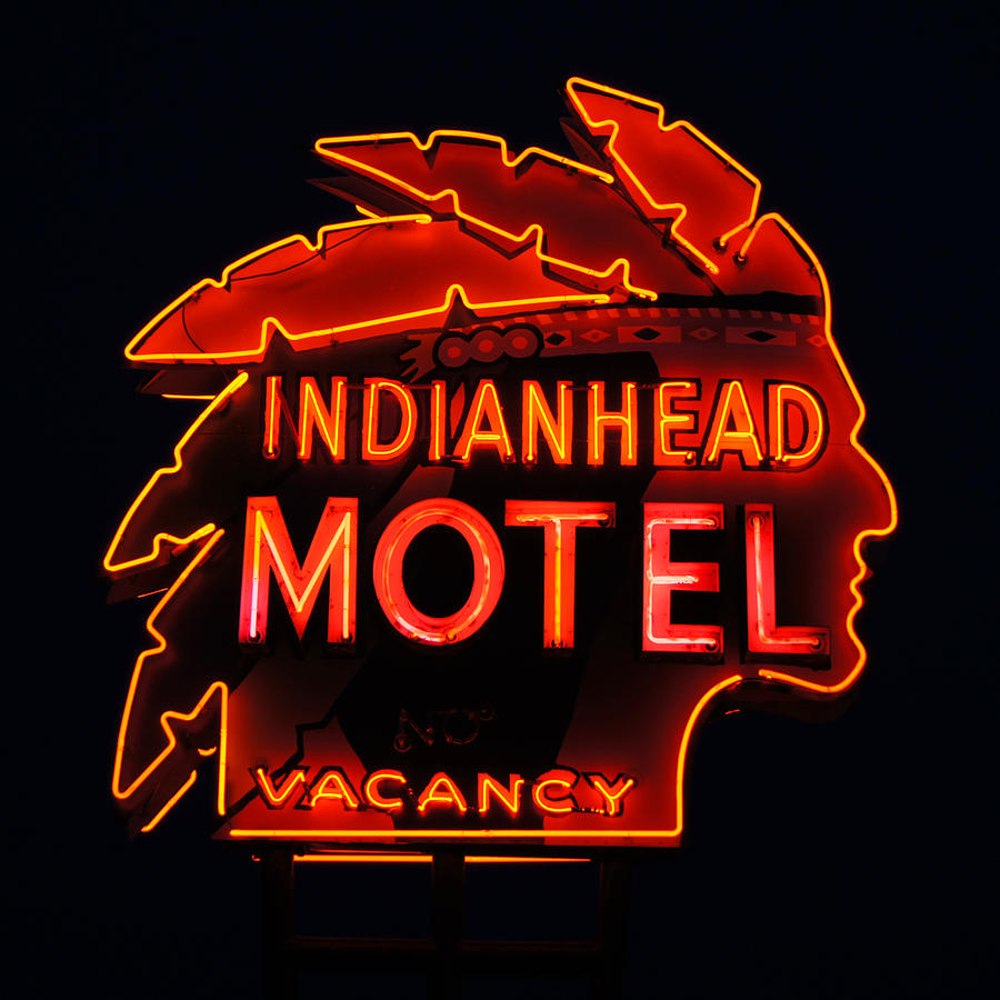 Indianhead Photograph - The Indianhead by Bill Pevlor