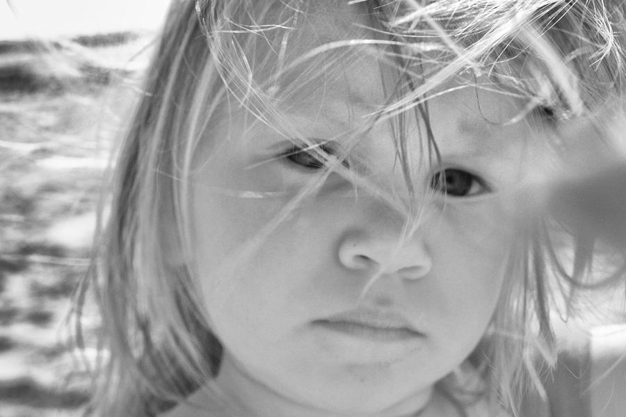 Girl Photograph - The Innocent by Kelly Reber
