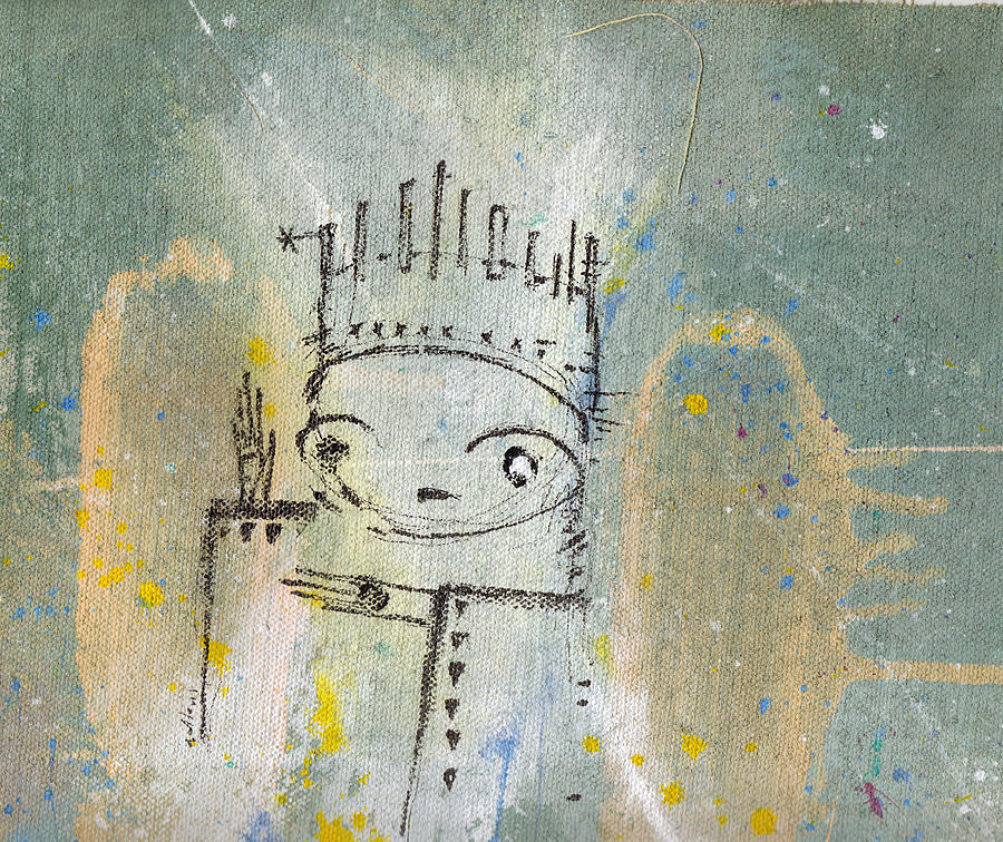 Kings Painting - The Kings 2  by Mark M  Mellon