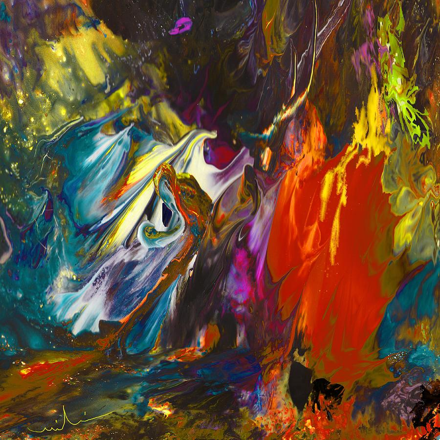 The Kuckucks Nest Painting