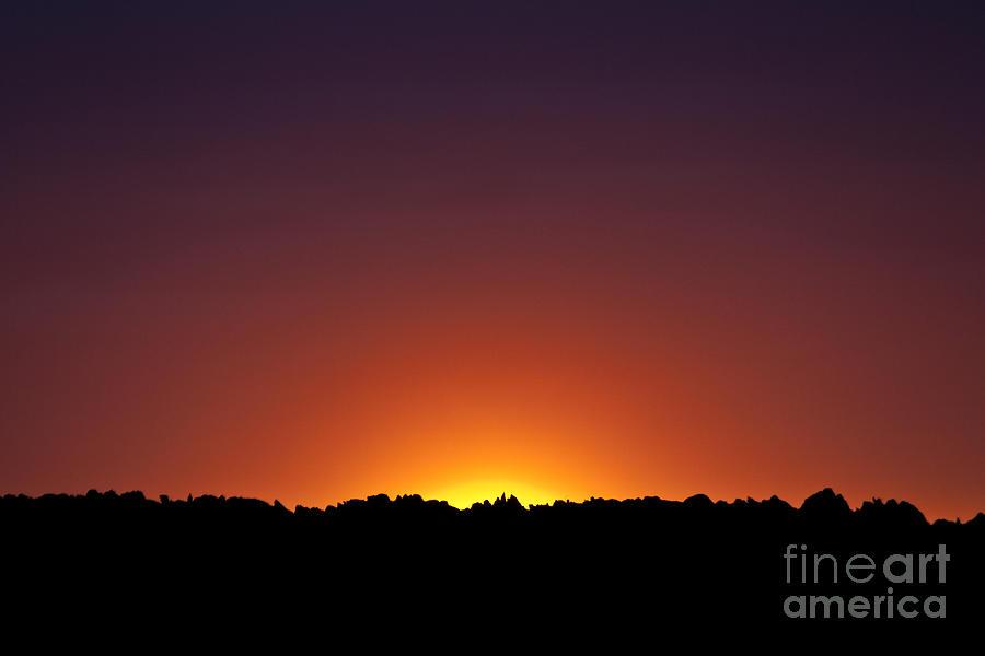 The Last Light - 4 Photograph