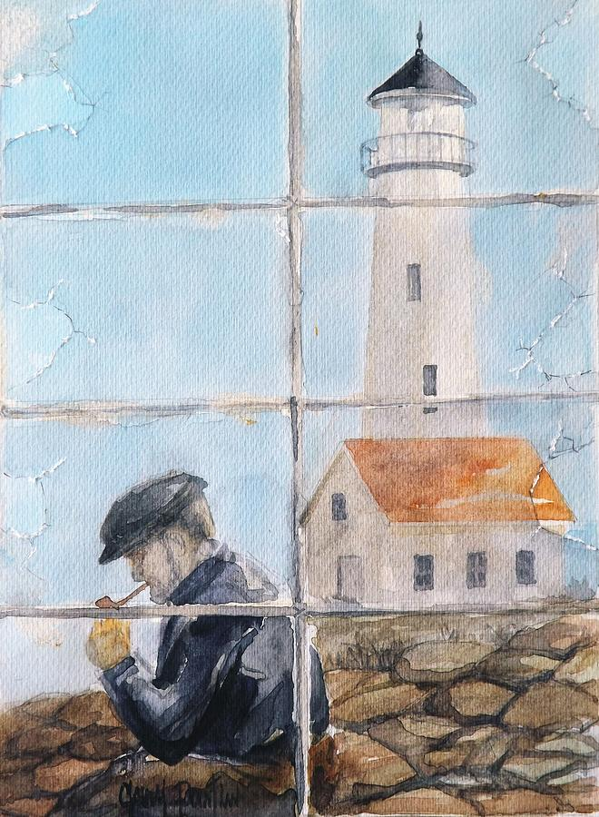 The Light house Keeper by Gary Partin